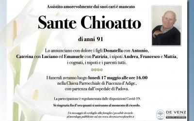 Sante Chioatto